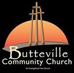 Buteeville Community Church logo